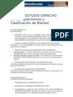 guia de estudio civi lii patrimonio y clasificación de bienes