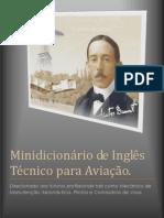 Minidicionário de Inglês Técnico para Aviação 2011
