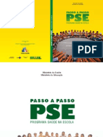 Passo a Passo - PSE, Programa Saúde na Escola