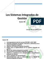 SIstema Integrado de Gestion