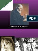 La tomba di C.T. Russell