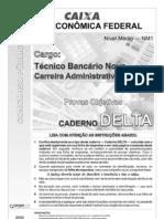 Caixa Nm1 Cad Delta
