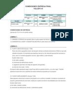 Condiciones de Entrega T5-T6