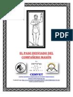 EL PASO DESVIADO DEL COMPAÑERO MASÓN