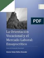 Ensayo crítico- Mercado Laboral