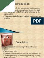 Complainant Letter My Part