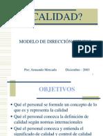 Calidad(9 Oct 03)