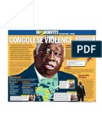 Congolese Violence