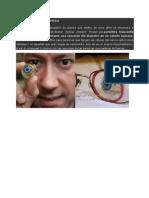 Implante retina bioelectrónica