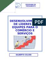 DESENVOLVIMENTO DE LÍDERES DE EQUIPES