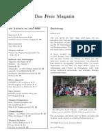 freiesMagazin - 2006-06