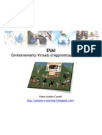 Environnements Virtuels d'Apprentissage Immersif