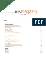 freiesMagazin - 2006-09