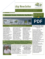 March - April 2008 Alameda County Resource Conservation District Newsletter