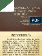 Integracion Del Arte y La Literatura R.S.R.