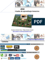 Ambientes Virtuales de Aprendizaje Inmersivo