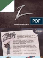 Cómic Z - Temporada 1