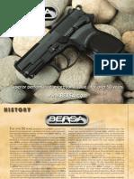 Bersa Arms 2011 Catalog