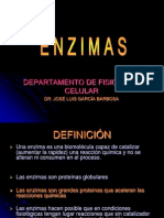 ENZIMAS CLASE