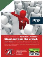 Asset Plant FP advert