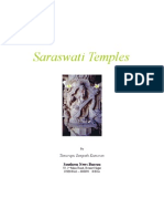 Saraswati Temples