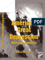 America's Great Depression, by Murray Rothbard
