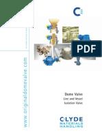 Dome Valve Brochure