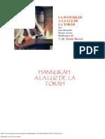 Hannukah a La Luz de La Torah