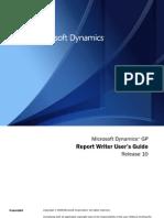 Report Writer