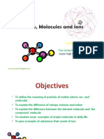 Tyas - Atoms, Molecules and Ions 2011