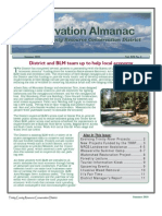 Summer 2010 Conservation Almanac Newsletter, Trinity County Resource Conservation District