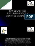 Sandblasting_ Recubrimientos y Control de Calidad