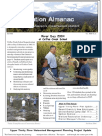 Fall 2004 Conservation Almanac Newsletter, Trinity County Resource Conservation District