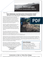 Summer 2004 Conservation Almanac Newsletter, Trinity County Resource Conservation District