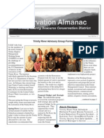 Summer 2003 Conservation Almanac Newsletter, Trinity County Resource Conservation District