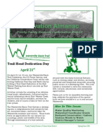 Spring 2001 Conservation Almanac Newsletter, Trinity County Resource Conservation District