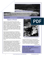 Winter - Spring 2000 Conservation Almanac Newsletter, Trinity County Resource Conservation District