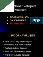 RNA Non Enveloped Viruses
