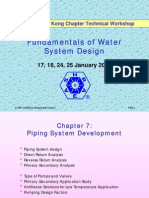 PPT-ASHRAE Hong Kong-Fundamentals of Water Systme Design