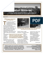 Summer 1997 Conservation Almanac Newsletter, Trinity County Resource Conservation District