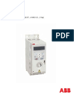 ABB ACS150 Users Guide