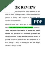 Book Review - Vanrick Beresford