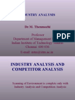 4 Industry Analysis