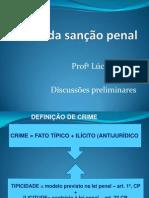 SANÇÃO PENAL
