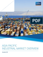 Asia Pacific Industrial Market Overview - Dec 2011