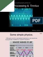 Auditory Processing & Tinnitus