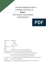 Rancangan Pengajaran Harian 1-UPSI