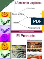 3.3 El Ambiente Logistico y El Producto