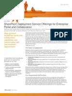 Enterprise Portal and Collaboration Datasheet