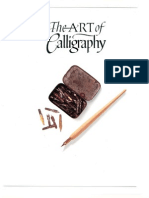 Calligraphy, A Practical Guide to the Skills and Techniques (English, Illustrated, Arts, Crafts, How to, Hobbies)